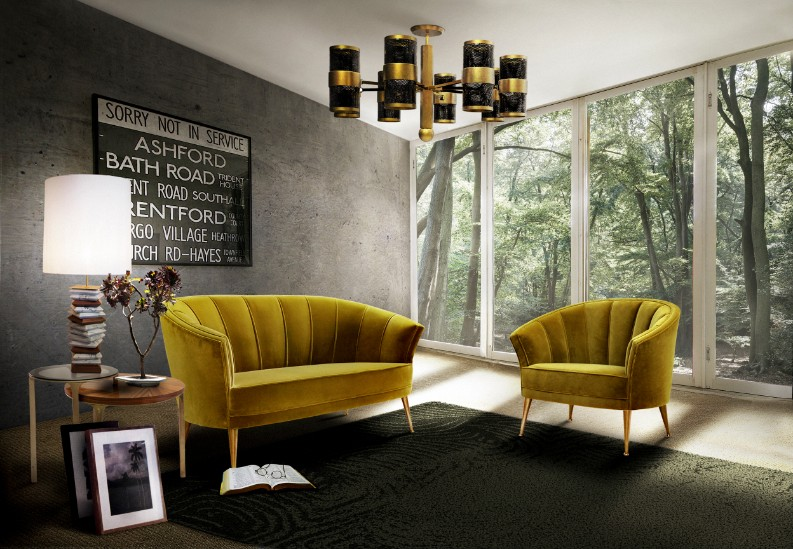 15 Trendy Sofas To Complete Your Modern Living Room Interi