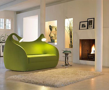 The Coolest Sofa Bed on the Block | Furniture Fashi