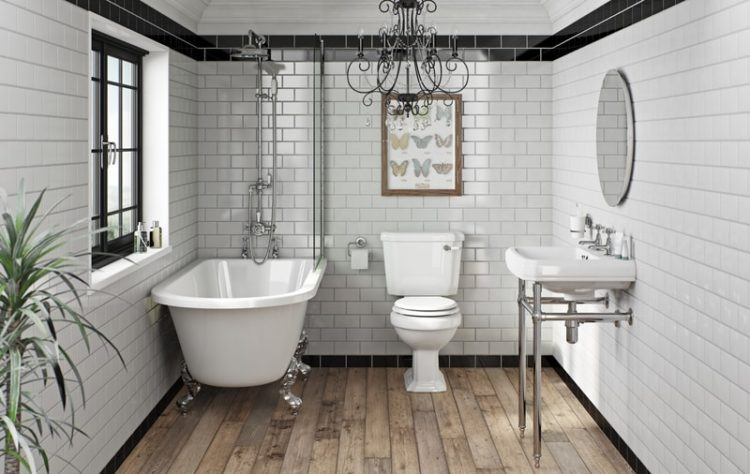 How to Create the Perfect Victorian Bathro