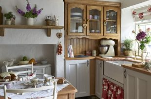 How to design a vintage kitchen   Real Hom