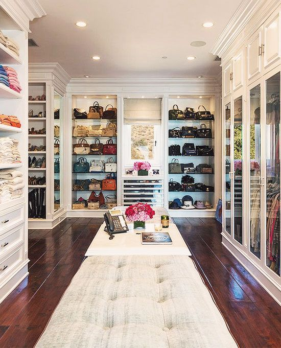 30 Walk-in Closets You Won't Mind Living In | Dressing Rooms .