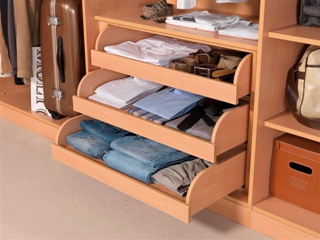 Fitted wardrobe interiors - Contemporary - Closet - Other - by .