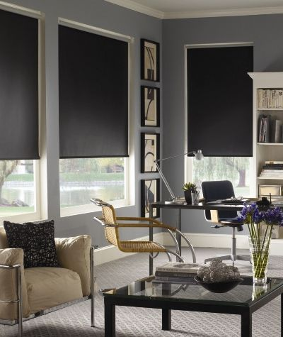 Roller And Solar Shades - Premium Roller Shades   Window .