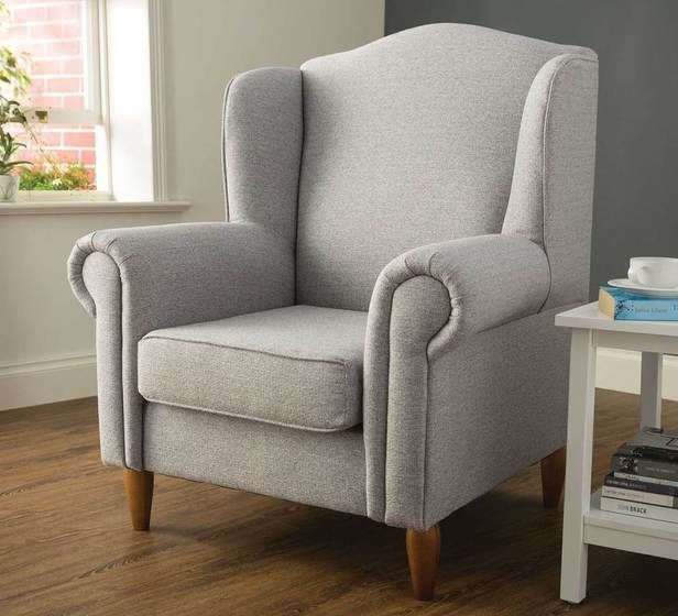 Wing Armchair | Armchairs | Sofas & Armchairs | Categories .