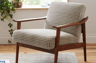 Mid-Century Show Wood Chair | Upholstered chairs, Furniture .