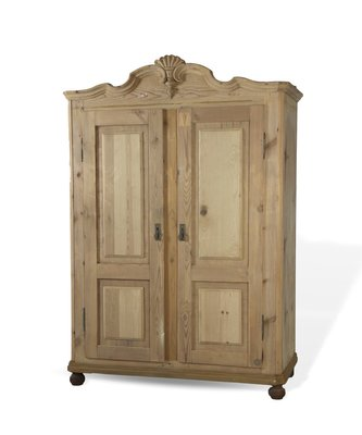 Antique Wooden Wardrobe for sale at Pamo