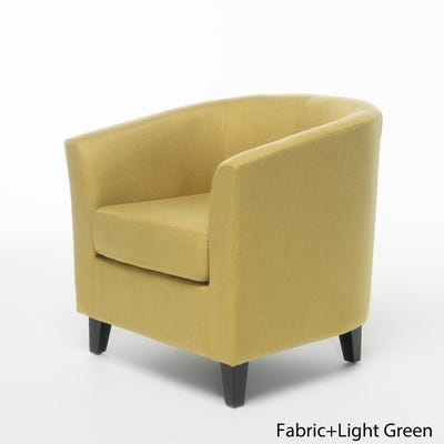 Yellow Living Room Chairs | Shop Online at Oversto