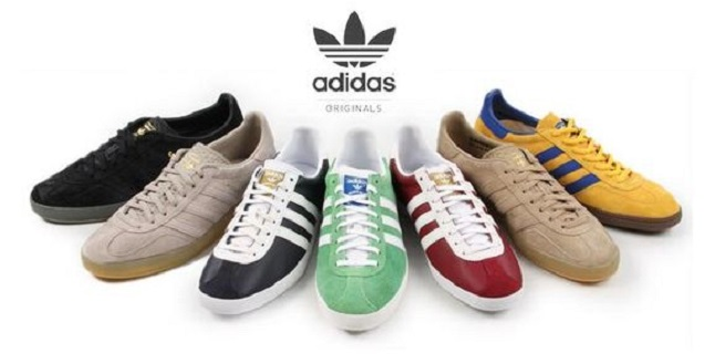 adidas Originals Trainers - Los Angeles, Topanga and Jeans .