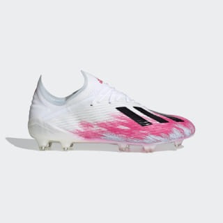 adidas X 19.1 Firm Ground Cleats - White | adidas
