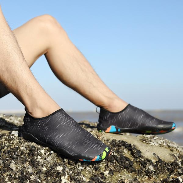 Shoes - Beach Outdoor Swimming Adult Unisex Flat Soft Seaside .