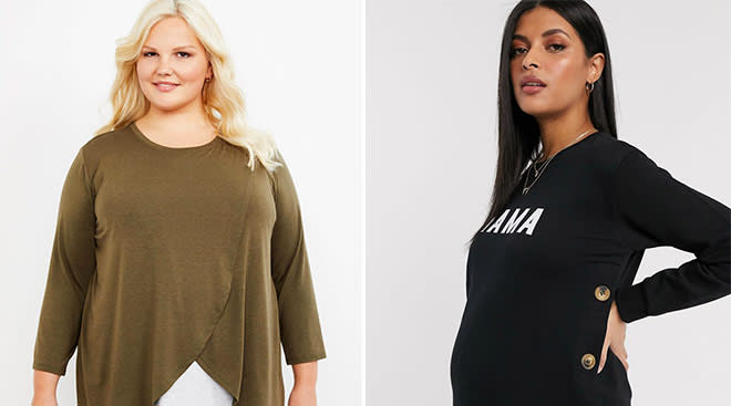 Where to Shop for the Best Nursing Tops and Dress