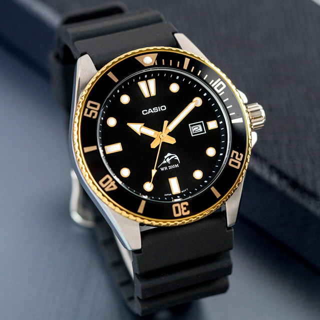 Casio Diver 200M MDV-106G-1AVCF Review & Complete Guide .