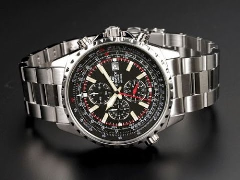 Casio Watches - 3 Best Casio Edifice Multi Function Watches for .