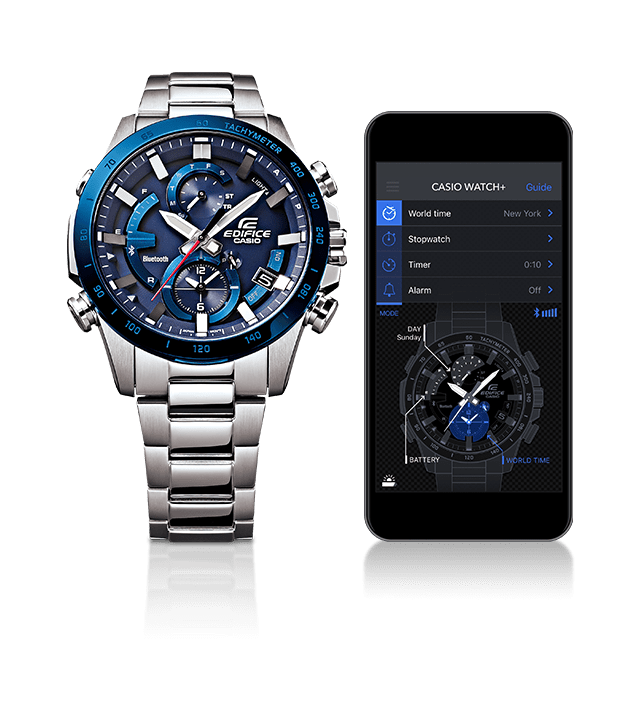 EQB-900 - Smartphone Link - Collection - EDIFICE Mens Watches - CAS