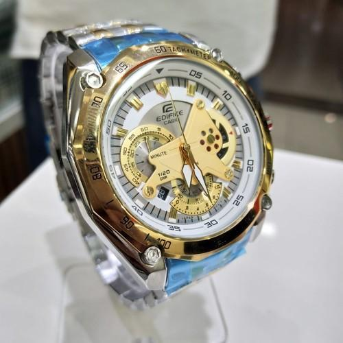Silver Gold Casio Edifice Watches, Rs 2999 /piece Luxury Lust | ID .