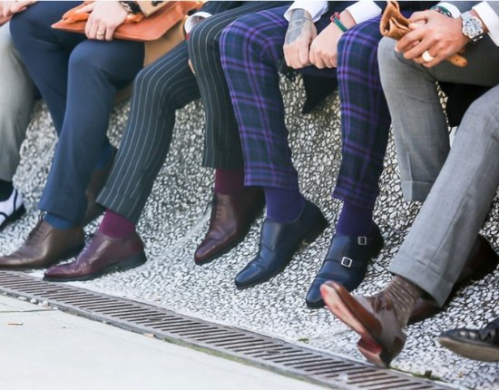 Top 5 business casual shoes for men. | The Rich Tim