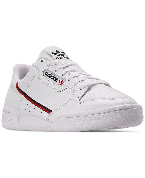 adidas Men's Originals Continental 80 Casual Sneakers from Finish .