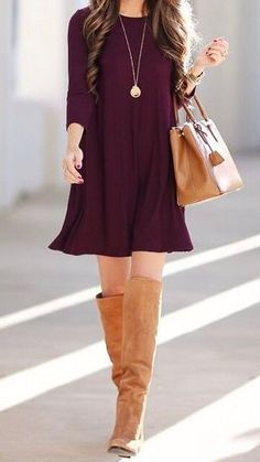 100+ Best Fall Dresses images | dresses, fashion, cute outfi