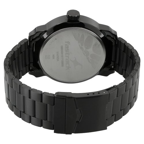 Fastrack Analog Black Dial Men S Watch at Rs 3850/piece   Fastrack .