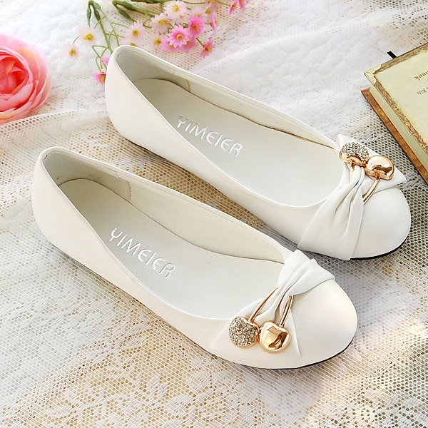New Mary Janes Women Round Toe Casual Shoes Flat Shoes Ladies .