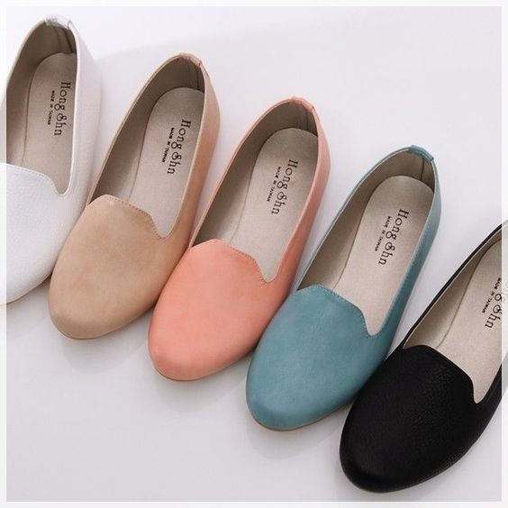 35 Flat Shoes To Not Miss - New Shoes Styles & Design | Trending .