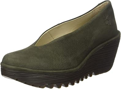 Fly London Shoe P500025211 YAZZ Brown 41 Brown: Amazon.ca: Shoes .