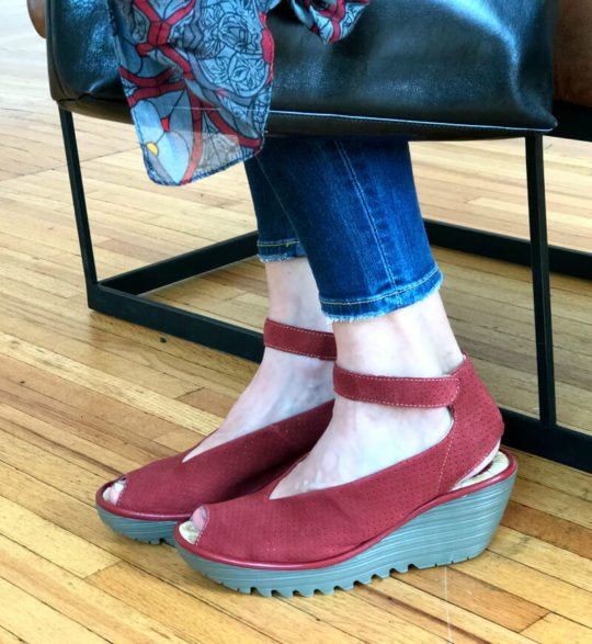 FLY London Shoes: Graceful, Fashion-Forward Comfo