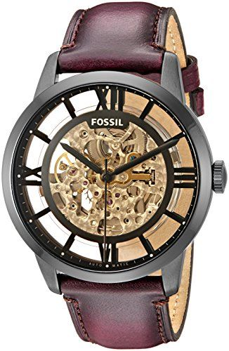 Top 10 Fossil Automatic Watches of 2018 | Fossil watches for men .