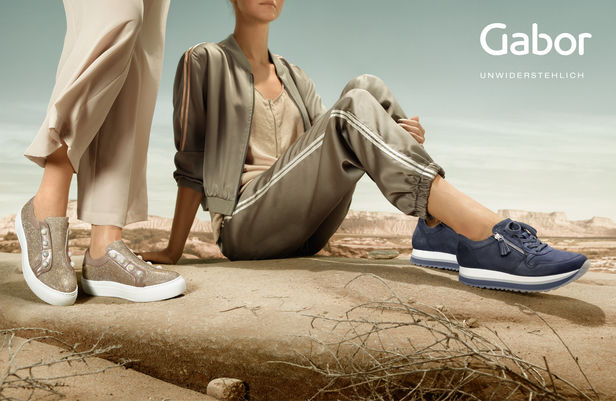 GABOR SHOES F/W '18-19 campaign and stills spread for COCOON .