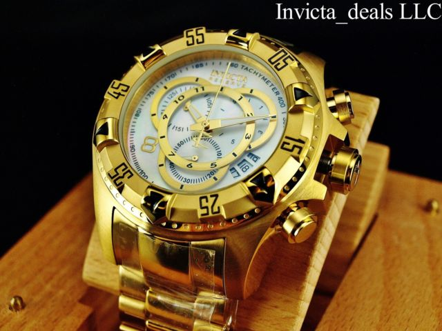 Invicta 6975 Reserve Mens Swiss Made Excursion Touring Edition MOP .