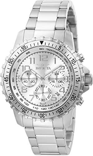 Amazon.com: Invicta Men's 6620 II Collection Stainless Steel Watch .