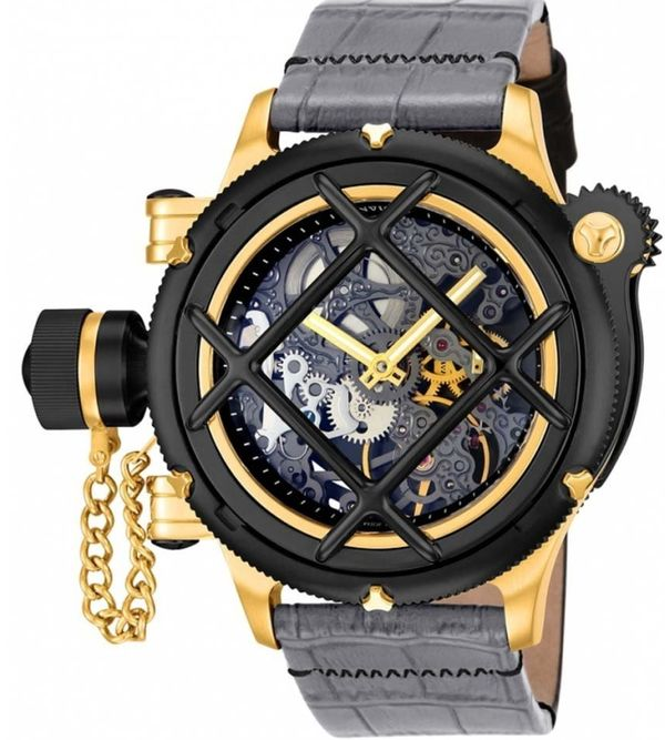 Nautical Diving Watches : Russian Diver Wat