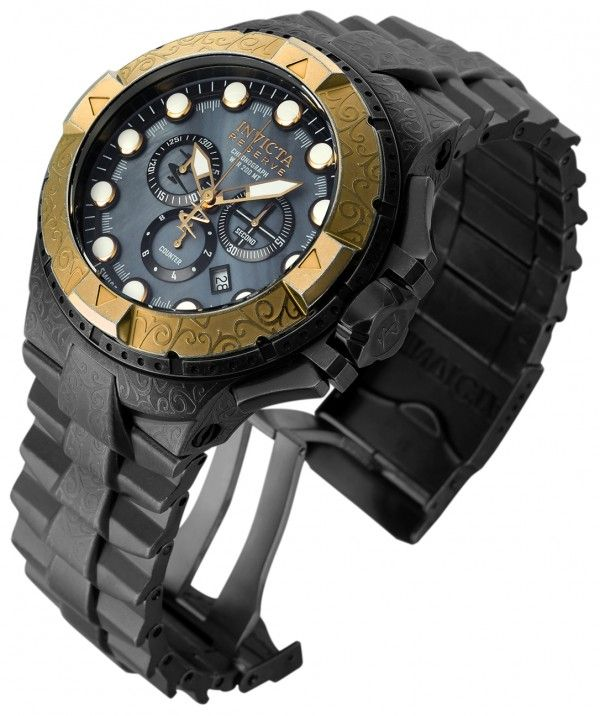 INVICTA Excursion Model 17867   Stainless steel watch, Stainless .