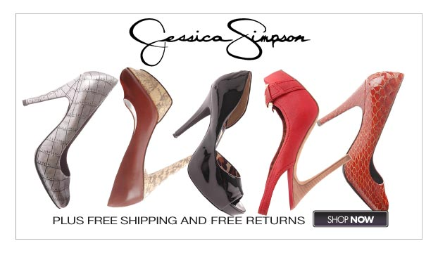 Jessica Simpson Shoes Collection at Shoebuy.com - The Fashionable .