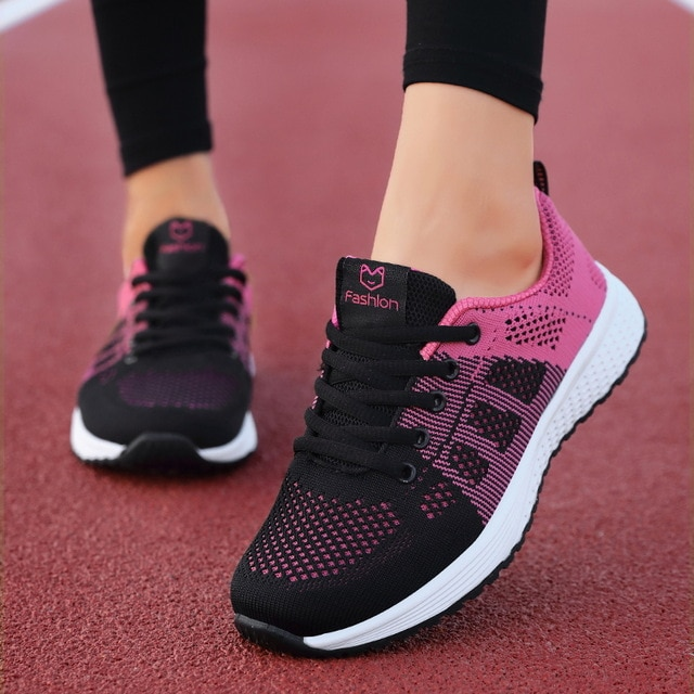 2020 New Women Shoes Flats Fashion Casual Ladies Shoes Woman Lace .
