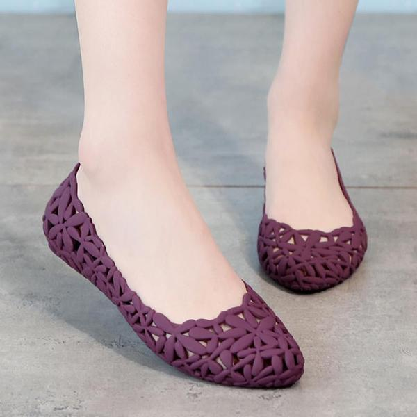 Women Sandals Flat Jelly Casual Fashion Ladies Shoes – Nick of .