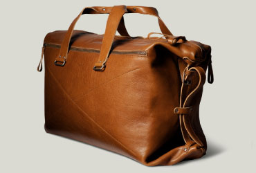 Leather Weekend Bag | SPP