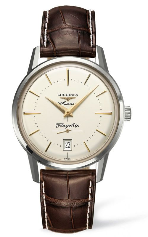 Longines Flagship Heritage Automatic Men's Watch L4.795.4.78.2 .