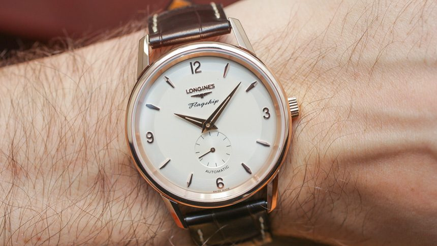 Replica For Sale Longines Flagship Heritage 60th Anniversary Watch .