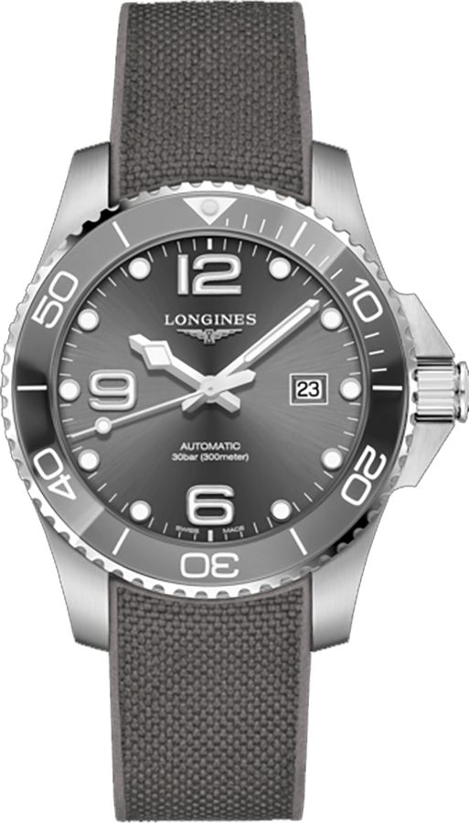 L3.782.4.76.9 Longines HydroConquest Automatic 43mm Men's Watch on .