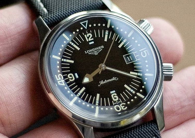 Longines Legend Diver, the Perfect Diver's Watch | WatchShopping.c