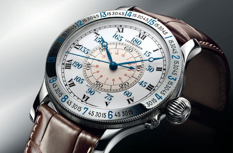 The History of the Pilot Watch Part Four: Longines and Lindbergh .