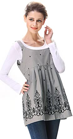 OurSure Brand Anti-Radiation Maternity Clothes Tank Protection .