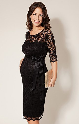 Top Five Maternity Evening Dresses- Downtown Magazine N