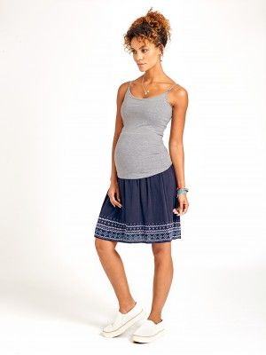 What makes the maternity skirts so useful? in 2020   Maternity .