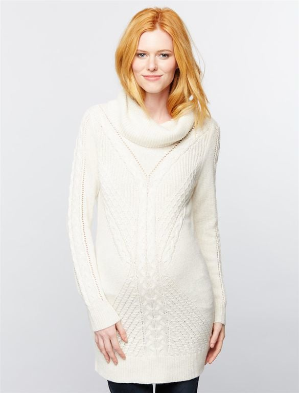 A Pea in the Pod Stitch Detail Maternity Sweater | These 11 Cute .