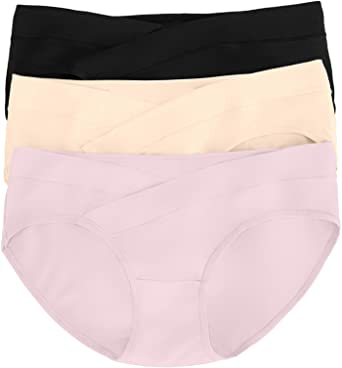 Kindred Bravely Under The Bump Maternity Underwear/Pregnancy .