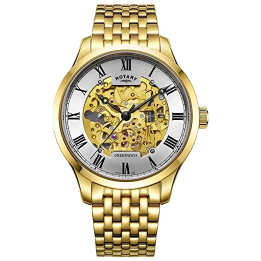 Mens Rotary Watches in 2020   Stainless steel bracelet, Bracelets .