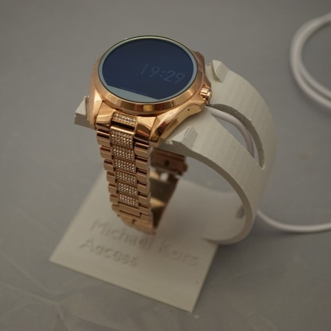 Download free 3D print files Watch Stand For Michael Kors, Fossil .