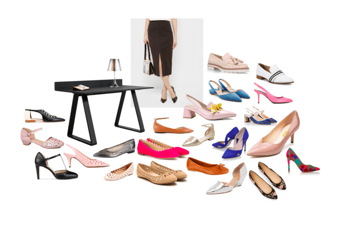 Dissecting the Office Appropriate Summer Shoe » The Joy of Sty